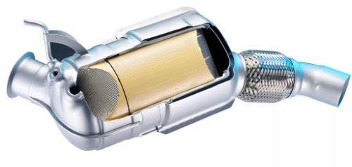 Сажевые фильтры (DPF) Сажевый фильтр (DPF) необходим для задержки сажевых частиц, содержащихся в выхлопных газах дизельного автомобиля. Сажевые фильтры начали устанавливать серийно на дизельные автомобили в 2001 году, а обязательными они стали в 2009. Применение сажевого фильтра снижает содержание сажи в выхлопе дизельного автомобиля на 80–90%. - BaritonaDecibel